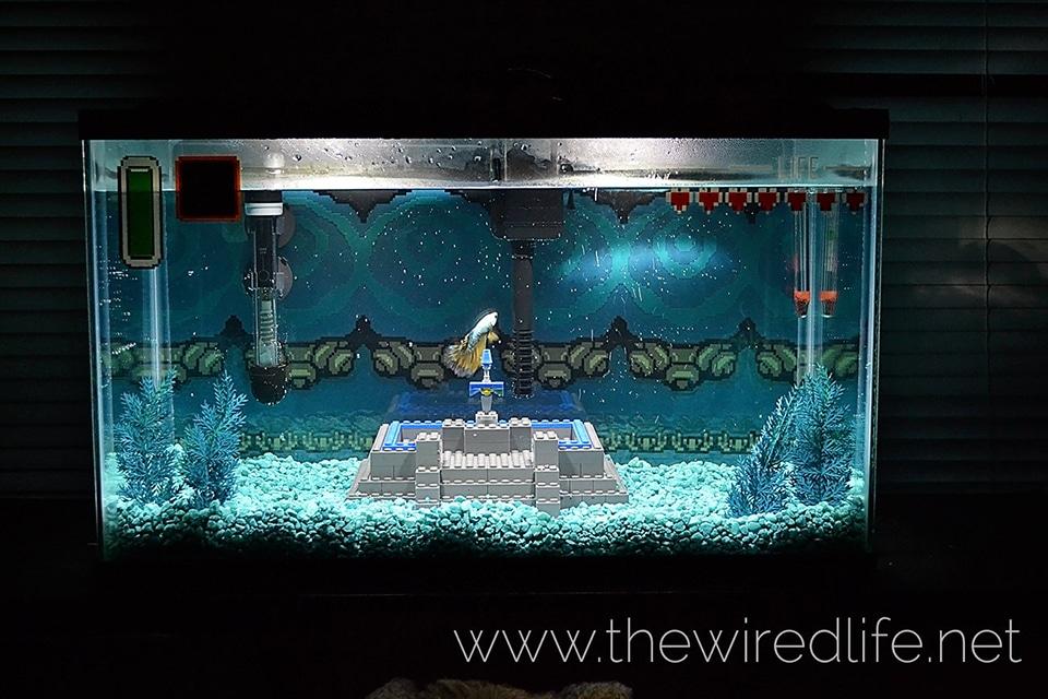 Ein Aquarium im Zelda-Look. (Foto: Etsy)