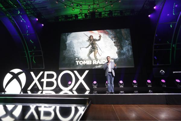 Microsoft auf der Gamescom 2015. (Foto: Microsoft)