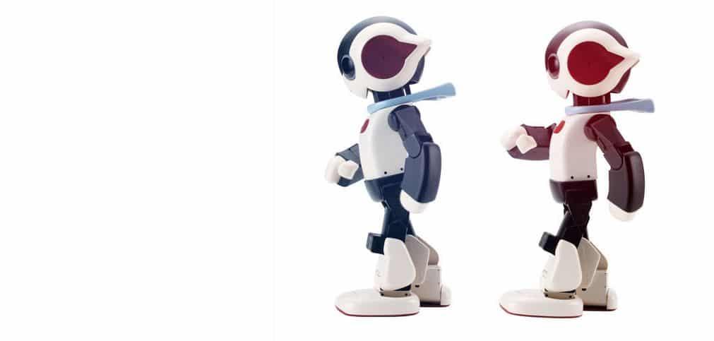 Ein cooler Roboter. Aber extrem teuer. (Foto: De Agostini ModelSpace)