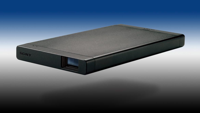 Der Mini-Beamer für die Sony-Konsole. (Foto: Sony)