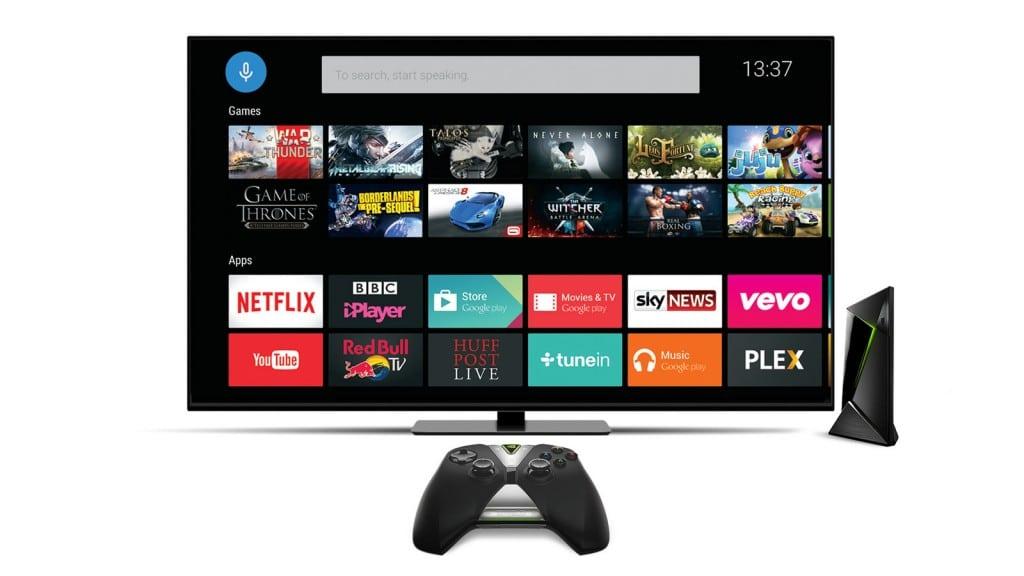 Der sicherlich beste Android TV-Player der Gegenwart. (Foto: Nvidia)