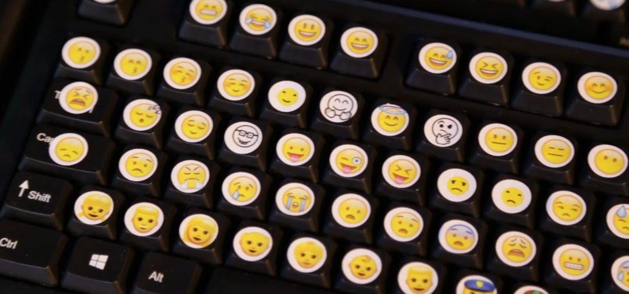 Millionen Smileys. Gefühlt. (Foto: Screenshot)
