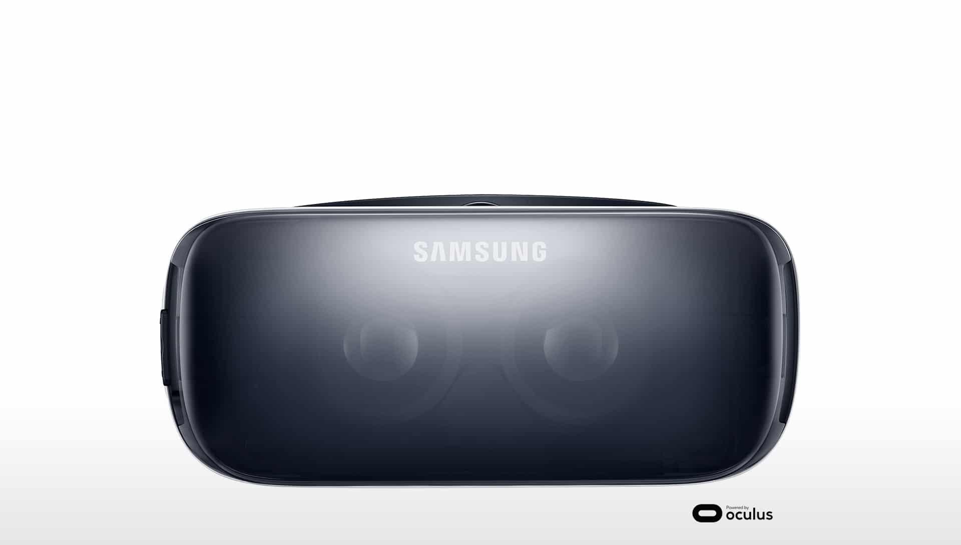 Gear VR - die günstige VR-Lösung mit Oculus-Unterstützung. (Foto: Samsung)