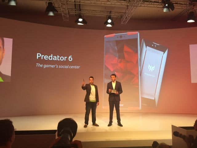 Mit einem typischen Look der Predator-Reihe. (Foto: Acer)