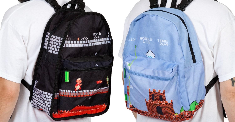 Das ist ein Rucksack mit zwei Seiten. (Foto: 80stees)
