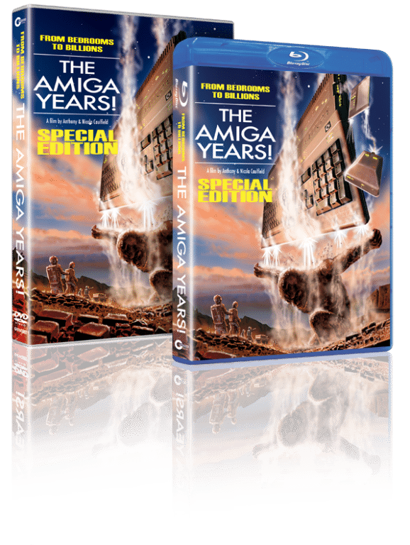 Geschichte auf Blu-ray und DVD. (Foto: Kickstarter)
