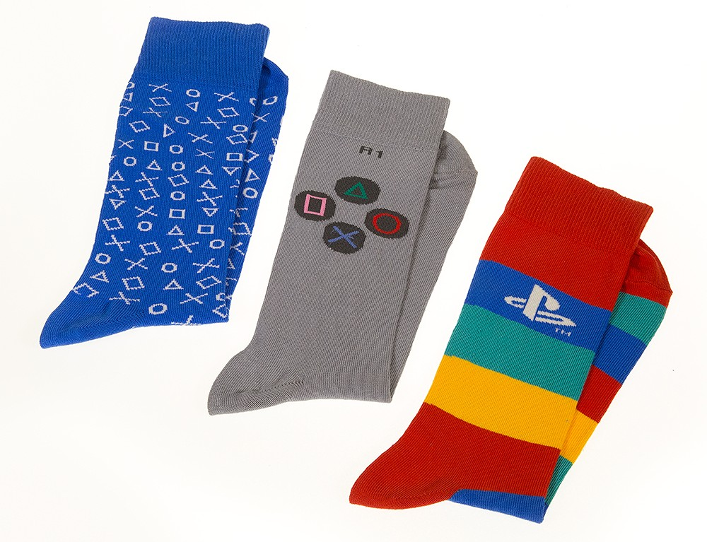 Echte PlayStation-Socken. (Foto: Sony)