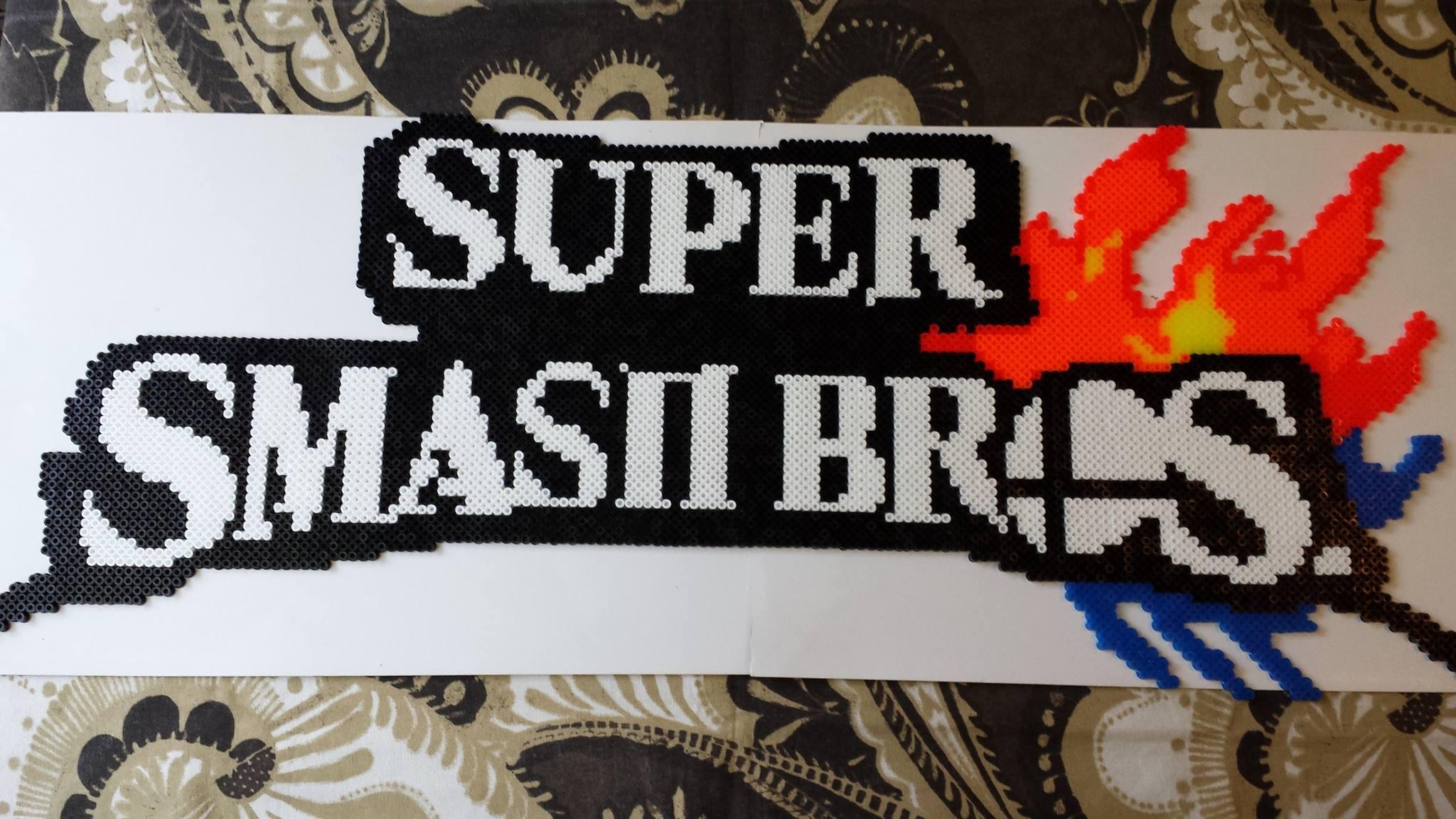 Smash Bros. auf dem Gamecube. Und mehr. (Foto: Retro Games Night)