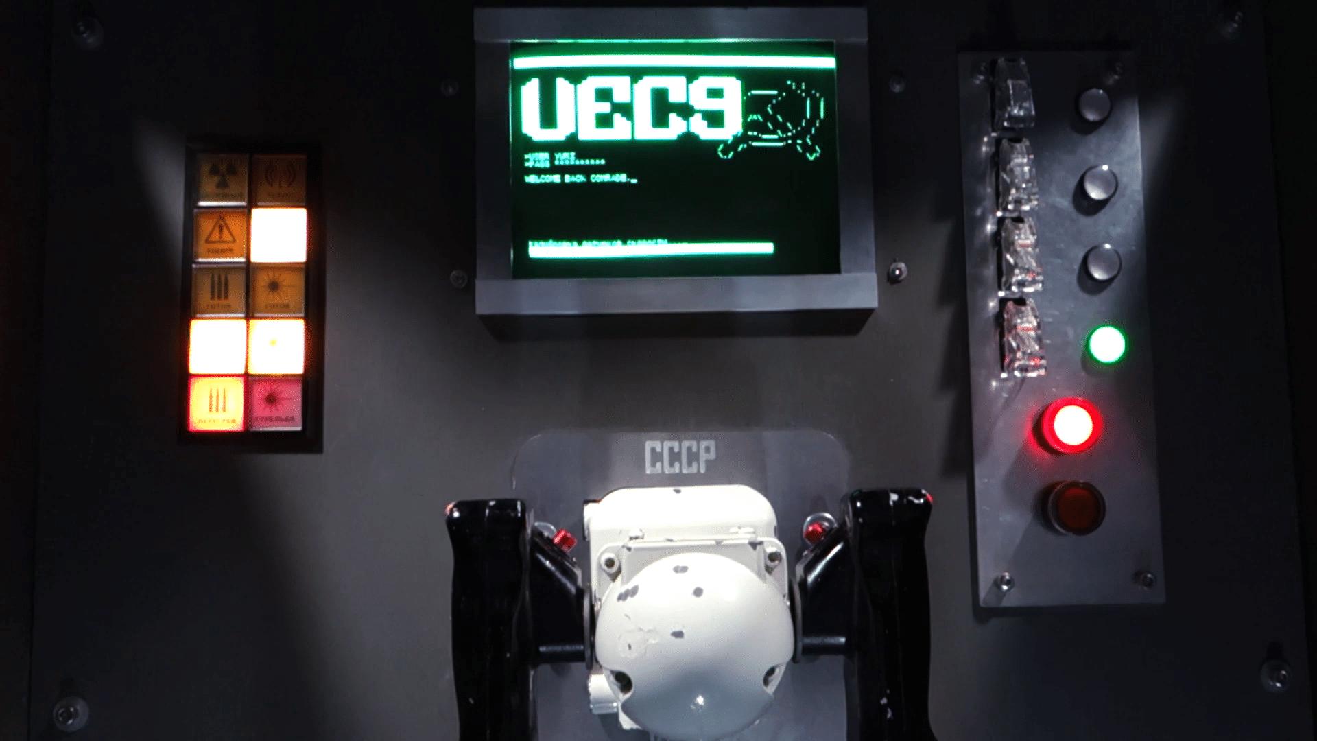 Der komplette Spielautomat. (Foto: vec9.com)