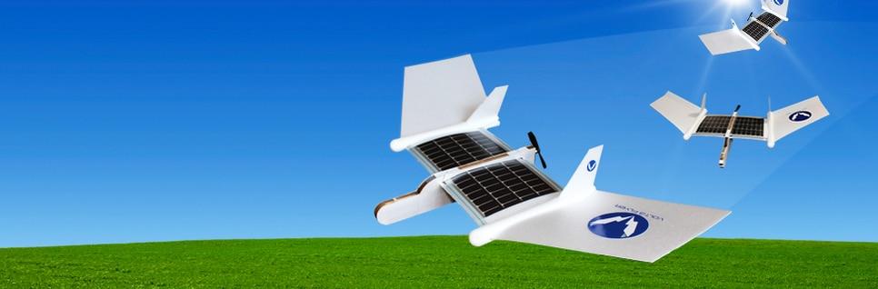 Fliegen ohne Batterien. (Foto: Toylabs)