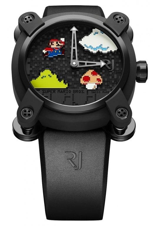 Diese Uhr hat leider einen stolzen Preis. (Foto: Romain Jerome)