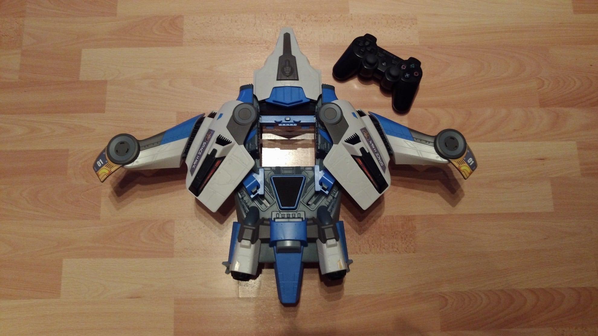 Mal ein Gamepad zum Größen-Vergleich. (Foto: GamingGadgets.de)