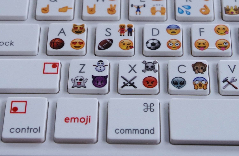 Milliarden Emojis. Na, fast. (Foto: EmojiWorks)