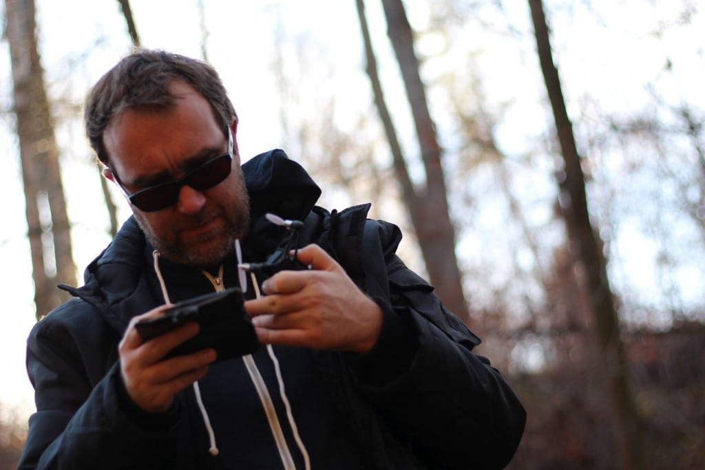 Spielen bei schönstem Herbstwetter. (Foto: GamingGadgets.de)