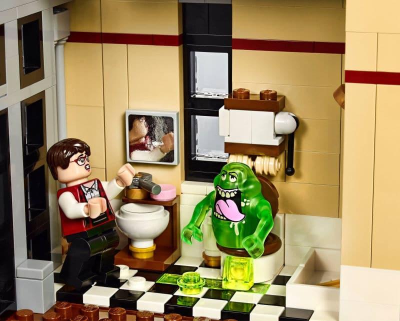 Awwww! Slimer! (Foto: LEGO)