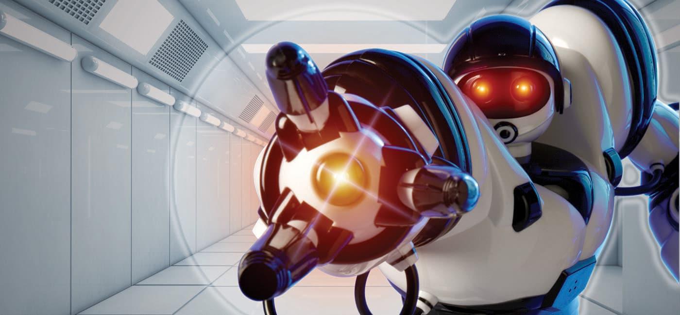 Gewinnt diesen spannenden Roboter. (Foto: WowWee)