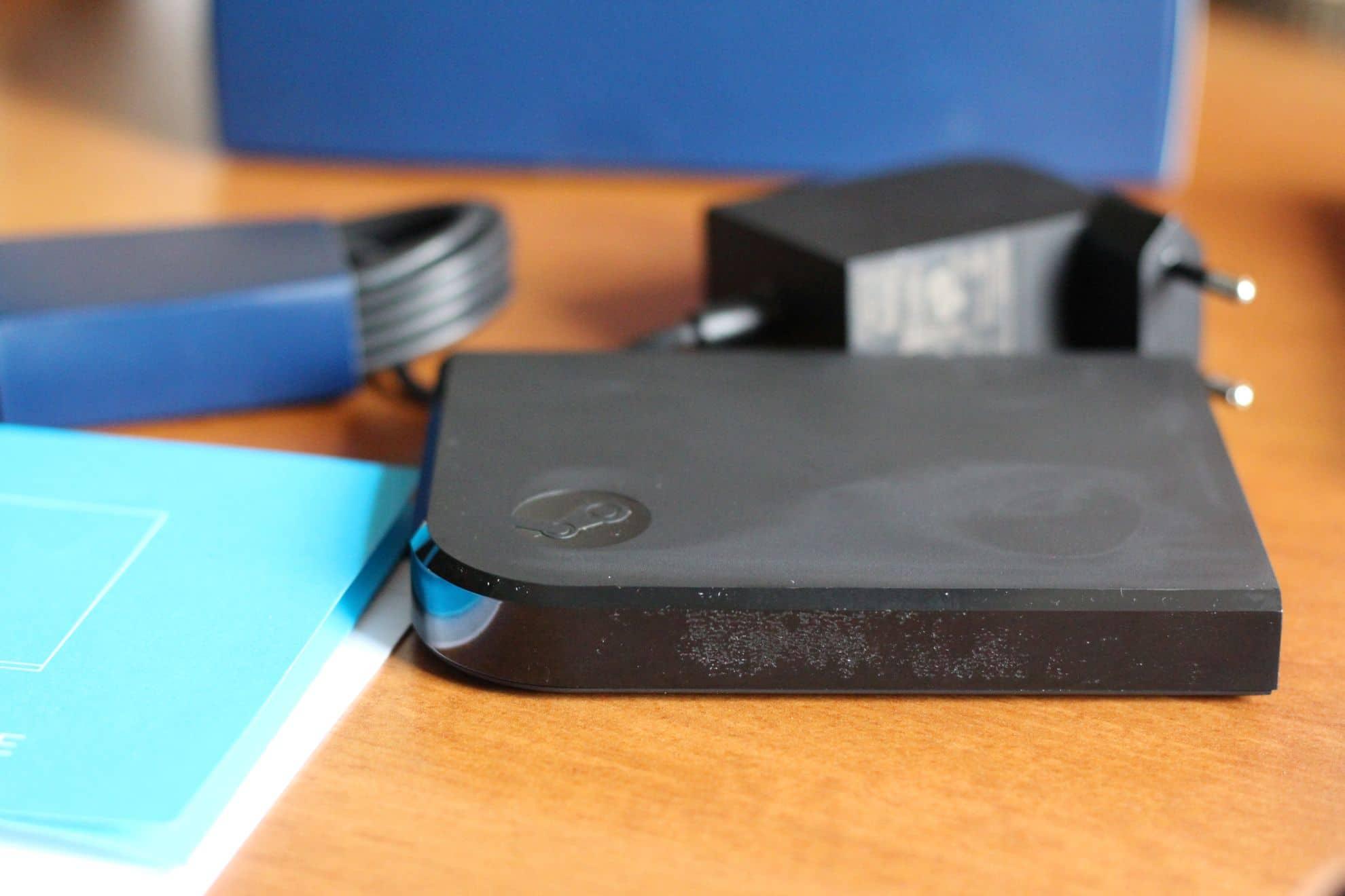 Wird nicht mehr benötigt: Steam Link. (Foto: GamingGadgets.de)