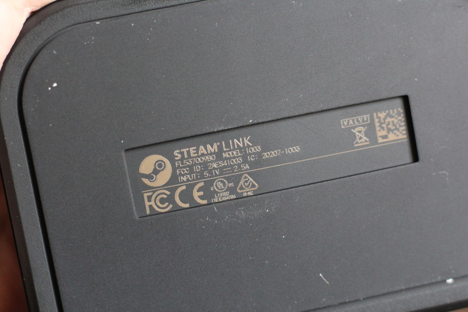 Braucht dann noch jemand Steam Link? (Foto: Sven Wernicke / GamingGadgets.de)