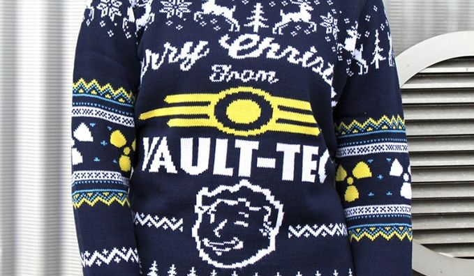 Weihnachten mit Fallout 4. (Foto: Numskull)