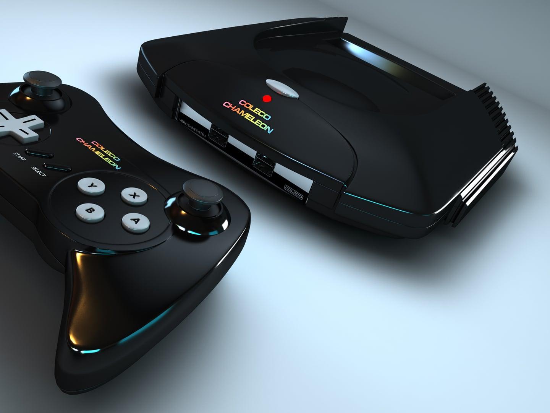 Das Design wurde von Retro VGS übernommen. (Foto: Retro VGS)