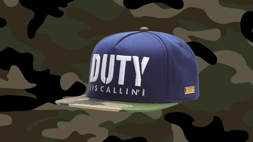Duty is Callin' - gewinnt dieses Basecap! (Foto: Hands of Gold)