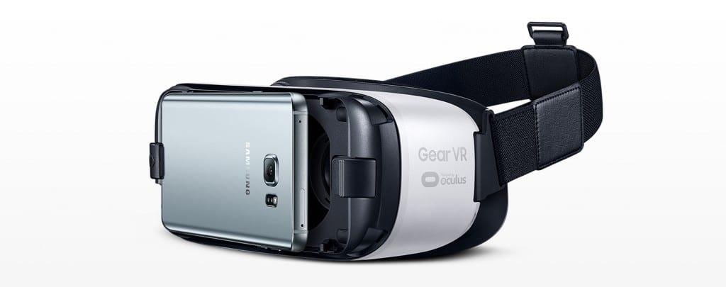 Gear VR für aktuelle Samsung-Spitzentelefone. (Foto: Samsung)