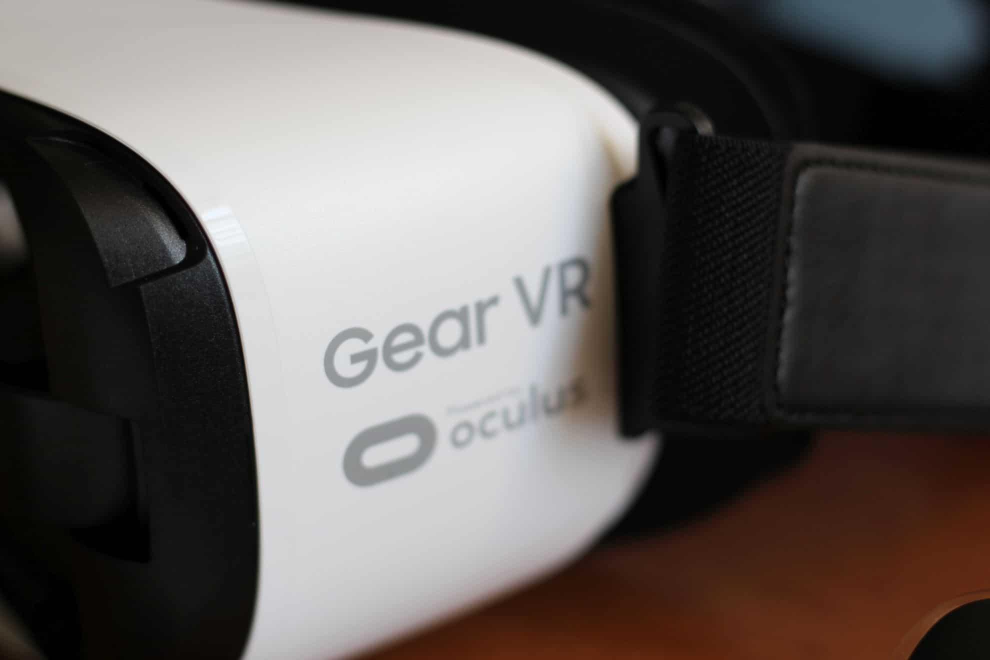 Mehr Apps für Gear VR. (Foto: Sven Wernicke)