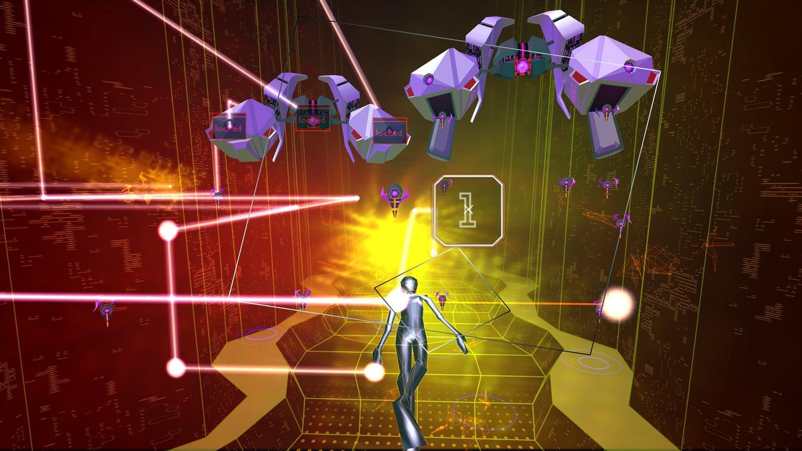 Rez Infinite soll ein System Seller für VR werden. (Foto: Sony)
