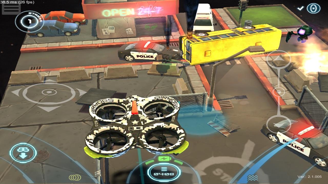 Die Spielflächen können sich dank AR auch komplett ändern. (Foto: Gizmodo)