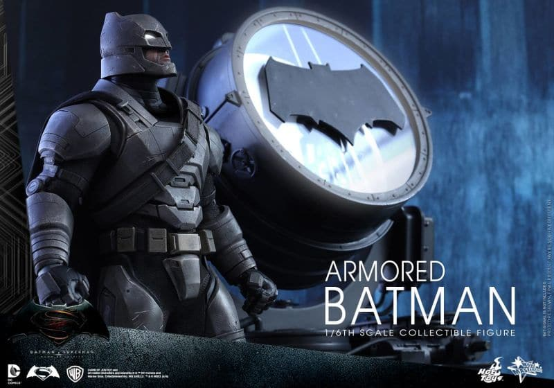 Was für ein Batman! (Foto: Hot Toys)