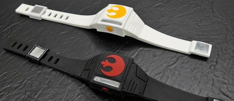 Eine Armbanduhr? Fast... (Foto: Gizmodo)