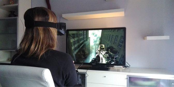 Ein intensiveres Spielerlebnis? (Foto: Gamingvisor)