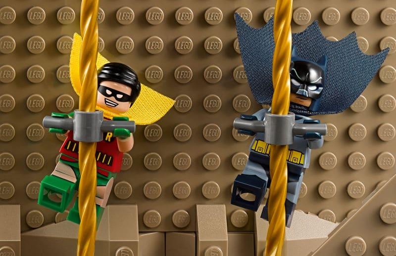 Batman und Robin sind wieder da. (Foto: LEGO)