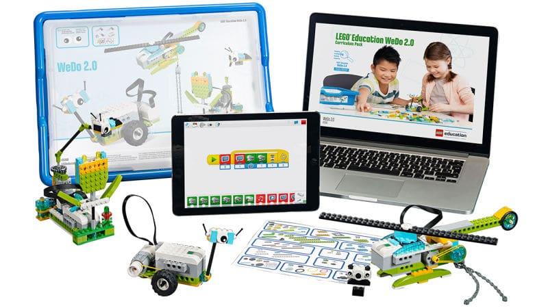 LEGO für Grundschüler. (Foto: LEGO Education)
