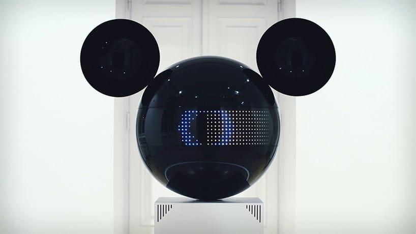 Ja, das ist der Kopf der Maus. (Foto: PanGenerator)