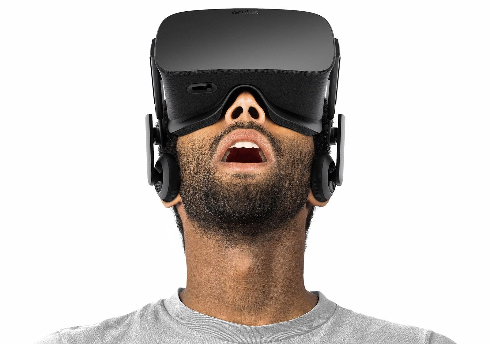 Staunen und so. Aber der Preis.... (Foto: Oculus VR)
