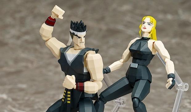 Akira und Sarah. (Foto: Good Smile Company)