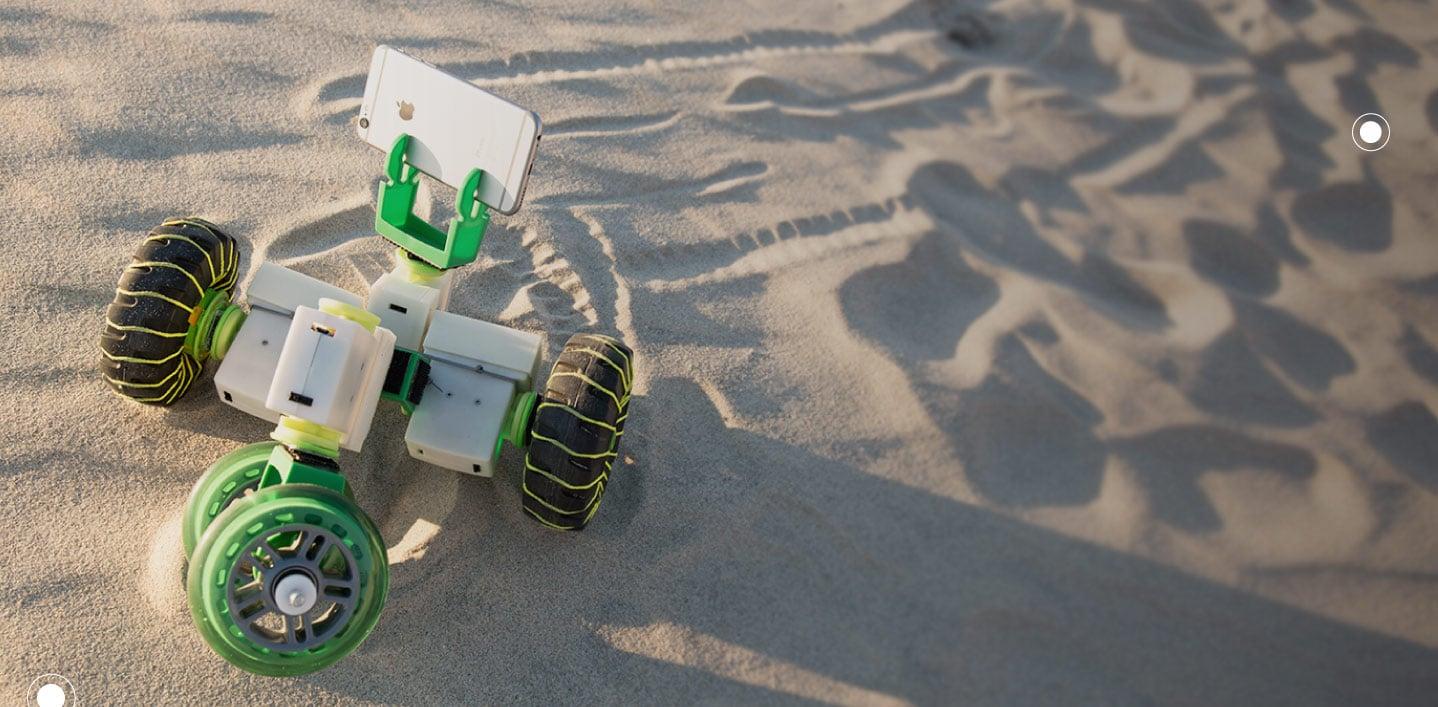Ein robuster Roboter. (Foto: ZeroUI)