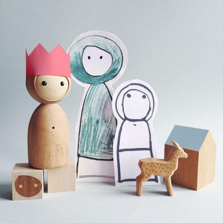 Sie können normales Holzspielzeug sein. Oder mehr. (Foto: Vai Kai)