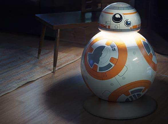 Wie der echte BB-8. (Foto: ThinkGeek)
