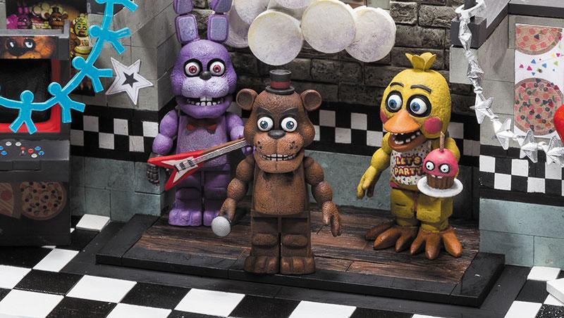 Etwas creepy, oder? (Foto: McFarlane Toys)