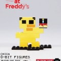 Five Nights at Freddy's - 8bit-Figuren. (Foto: McFarlane Toys)
