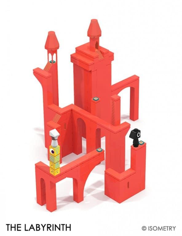 Mit Figuren. Natürlich. (Foto: LEGO Ideas)