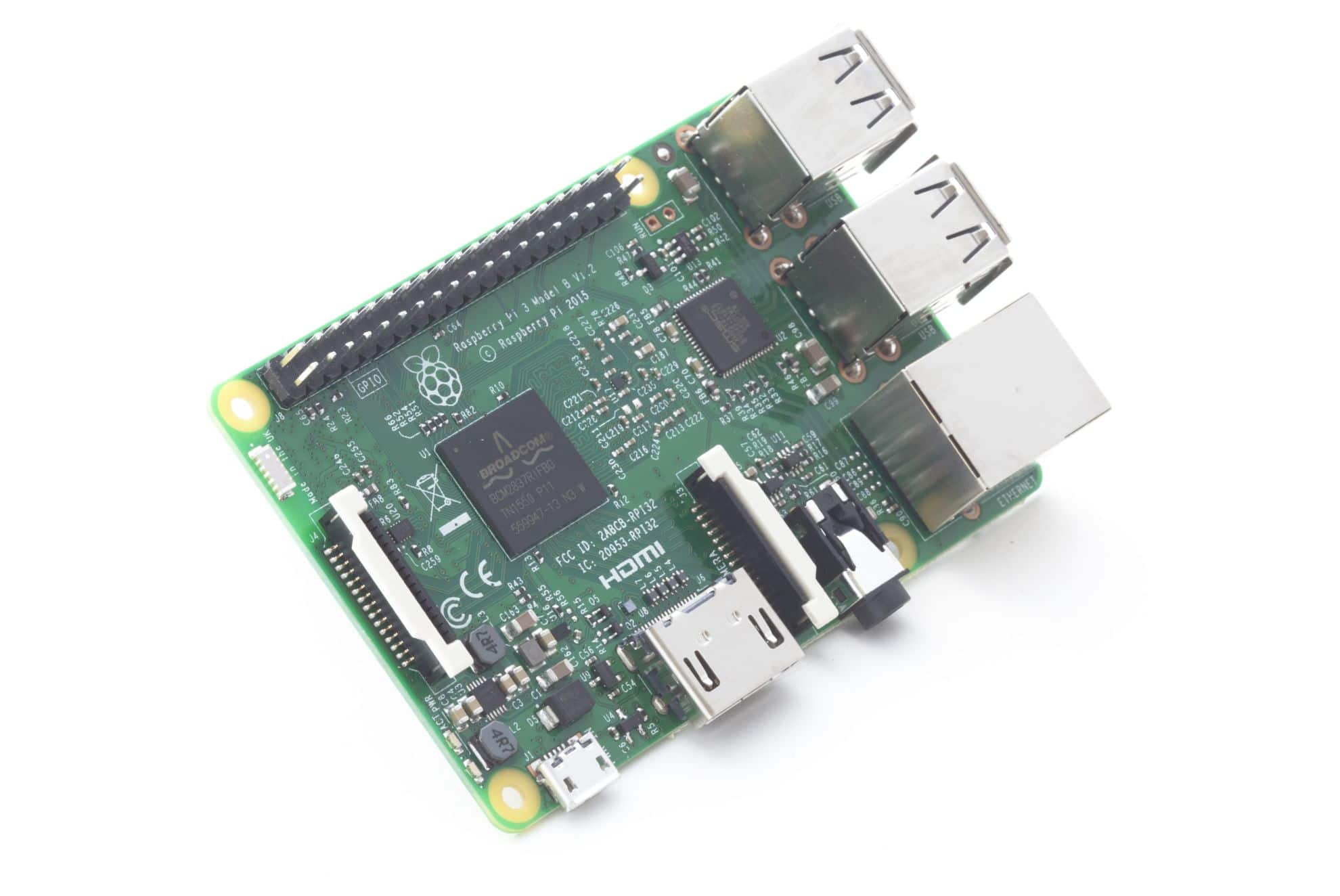 Der Neue. (Foto: Raspberry Pi Foundation)