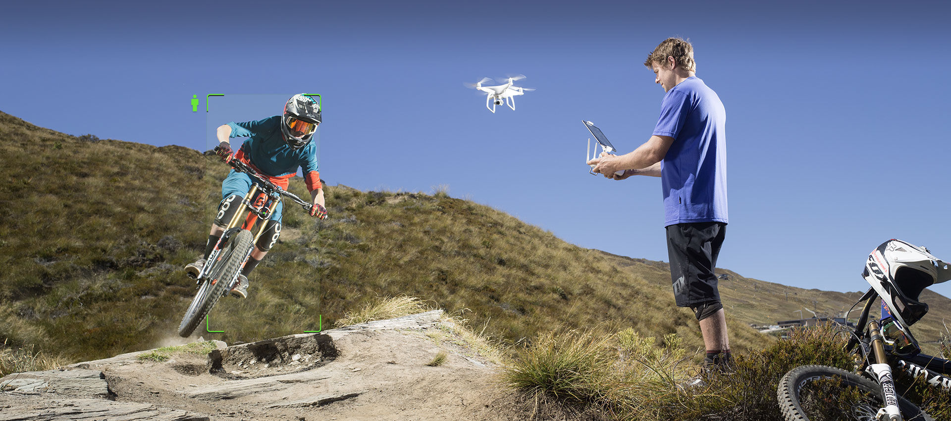 Mit intelligenten Features. (Foto: DJI)