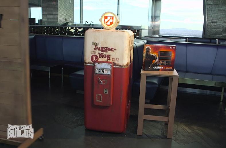 Juggernaut Mini Kühlschrank : Call of duty: black ops 3: den juggernog kühlschrank gibts wirklich!