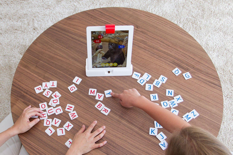 Das iPad ist nur noch Teil eines Brettspiels. (Foto: Osmo)