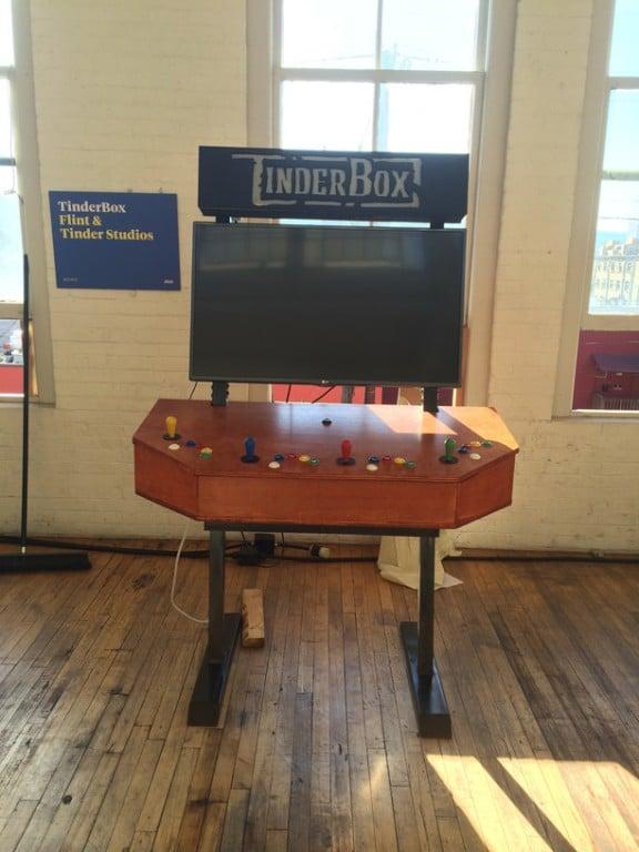 So sieht die Tinderbox aus. (Foto: TinderBox)