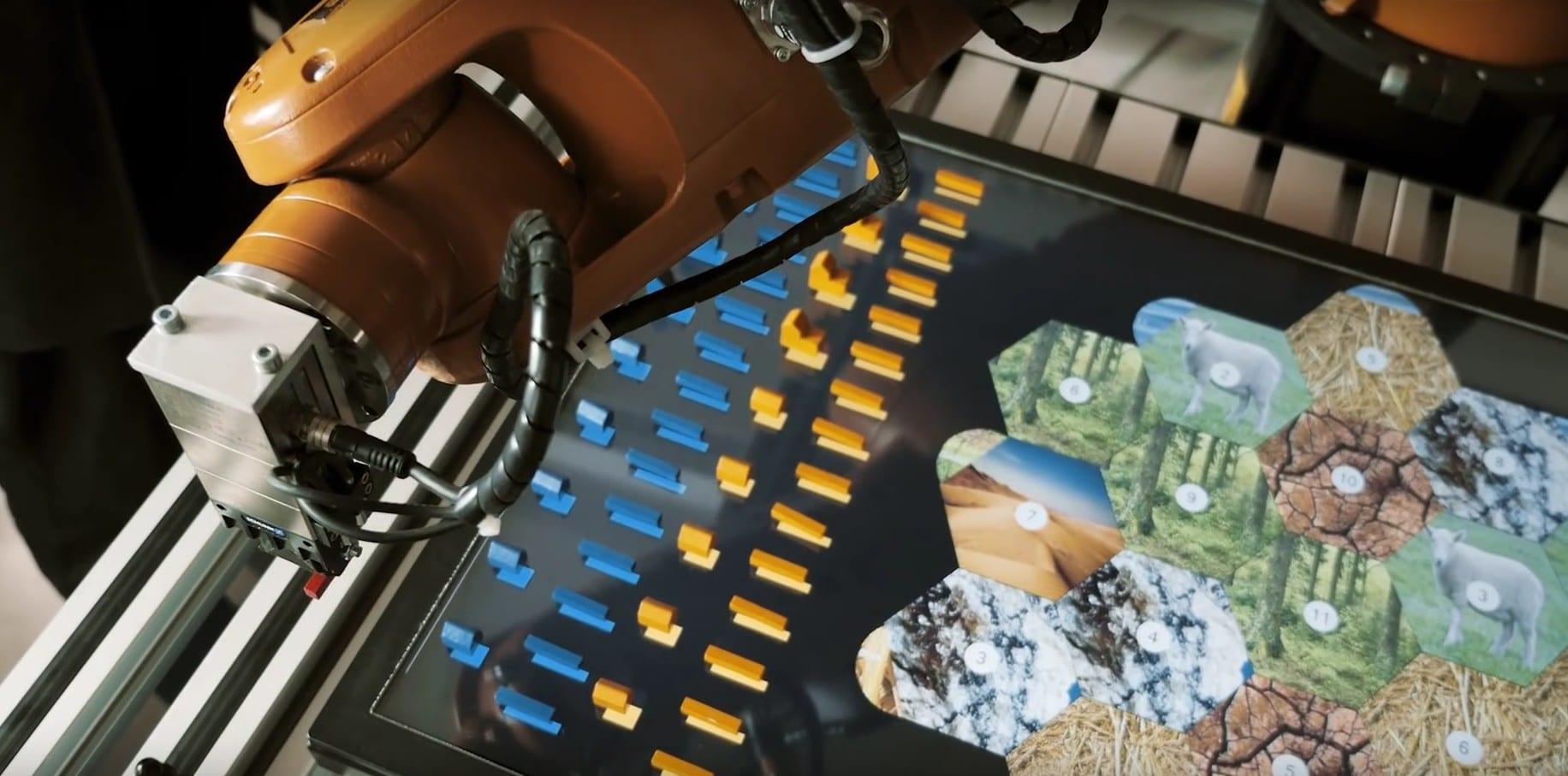 Für die Industrie gebaut, zum Spielen gezwungen. (Foto: Screenshot)