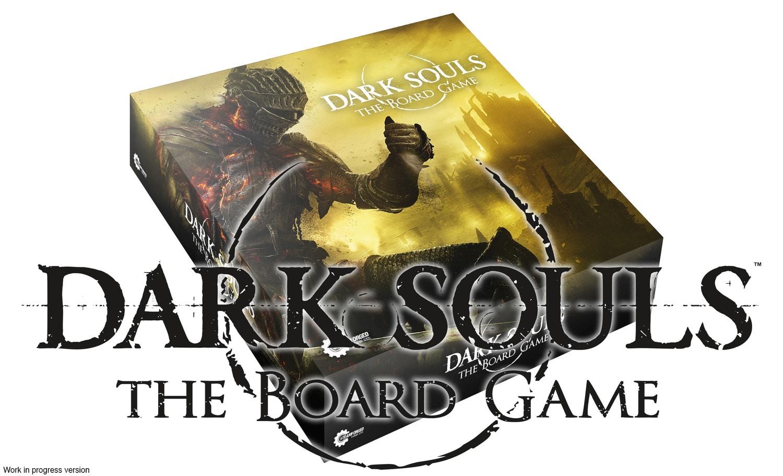 Dark Souls kommt als Brettspiel. (Foto: Steamforged Games)